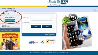 Cara Daftar Internet Banking BTN Via ATM, Teller Dan Aktivasi