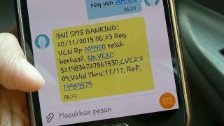 Format SMS Banking BNI Untuk Transfer, Lengkap