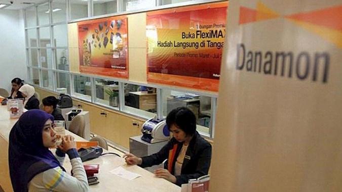Bank Danamon Garut Jawa barat