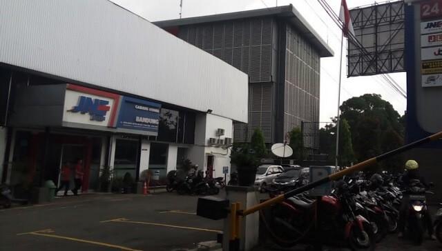 kantor cabang utama jne di bandung
