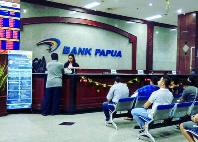 kode bank papua