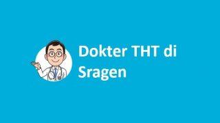 Dokter THT di Sragen: Alamat & No. Telp