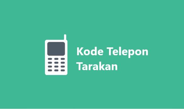 kode telepon tarakan