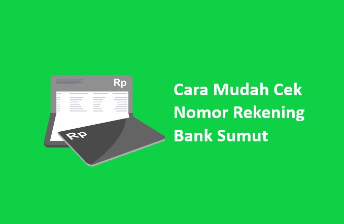 cek nomor rekening bank sumut